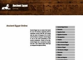 Ancient-egypt-online.com thumbnail