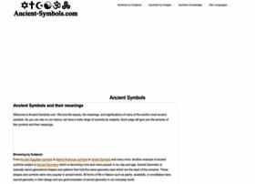 Ancient-symbols.com thumbnail