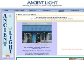 Ancientlight.info thumbnail