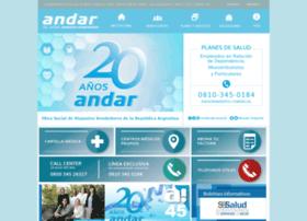 Andar.org.ar thumbnail