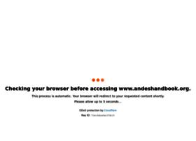 Andeshandbook.org thumbnail