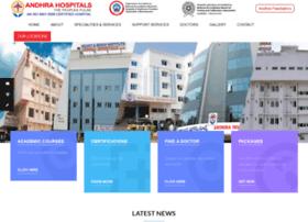 Andhrahospitals.org thumbnail