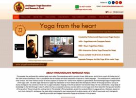 Andiappanyoga.com thumbnail