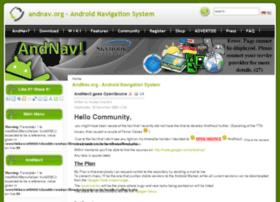 Andnav.org thumbnail