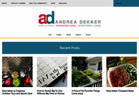 Andreadekker.com thumbnail