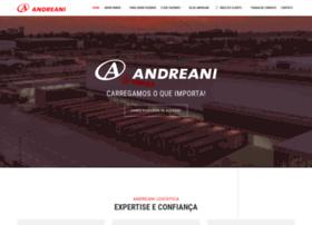 Andreani.com.br thumbnail