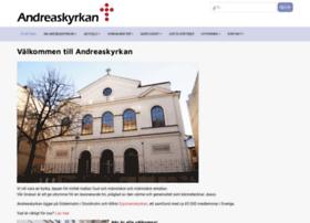 Andreaskyrkan.se thumbnail