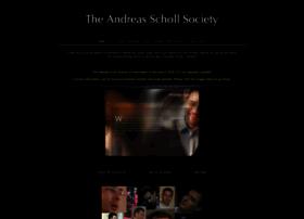 Andreasschollsociety.org thumbnail