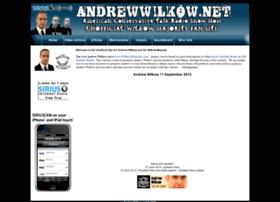 Andrewwilkow.net thumbnail