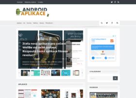 Androidaplikace.cz thumbnail