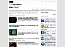 Androidrom-firmware.blogspot.com thumbnail