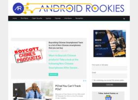 Androidrookies.com thumbnail