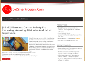 Androidsilverprogram.com thumbnail