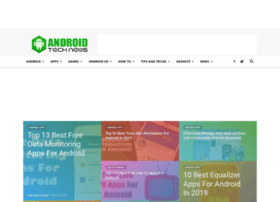 Androidtechnews.in thumbnail