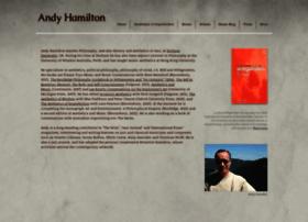 Andyhamilton.org thumbnail