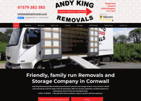 Andykingremovals.co.uk thumbnail
