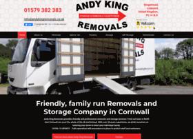 Andykingremovals.co.uk thumbnail