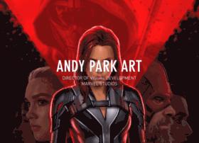 Andyparkart.com thumbnail
