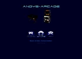 Andysarcade.net thumbnail