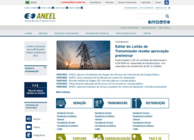 Aneel.gov.br thumbnail