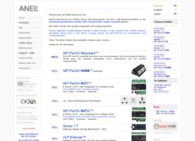 Anel-elektronik.de thumbnail