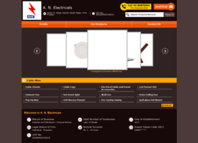 Anelectricals.co.in thumbnail