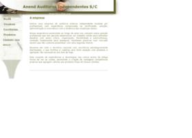 Anend.com.br thumbnail