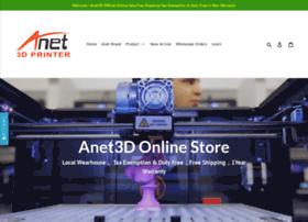 Anet3d.shop thumbnail