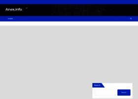 Anex.info thumbnail