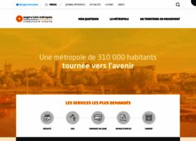 Angersloiremetropole.fr thumbnail
