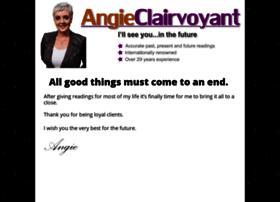 Angieclairvoyant.com thumbnail