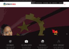 Angola.org.uk thumbnail