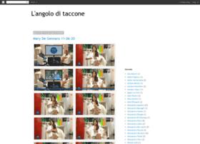 Angoloditaccone.blogspot.lu thumbnail