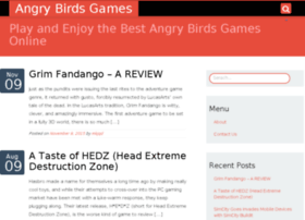 Angrybirds-games.org thumbnail