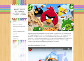Angrybirdslesson.weebly.com thumbnail