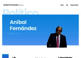 Anibalfernandez.com.ar thumbnail