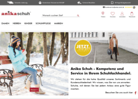 Anika-schuh.de thumbnail