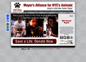 Animalalliancenyc.org thumbnail