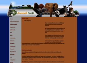 Animalfacts.net thumbnail