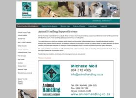 Animalhandling.co.za thumbnail