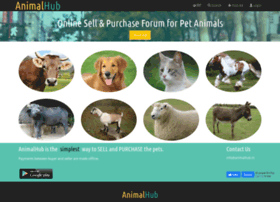 Animalhub.in thumbnail