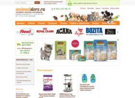 Animalstore.ru thumbnail