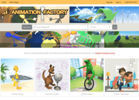 Animationfactory.com thumbnail