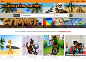 Animationfactory.com thumbnail