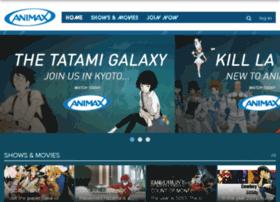 Animaxtv.co.uk thumbnail
