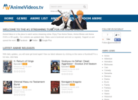Animevideos.tv thumbnail