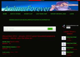 Animezforever.net thumbnail