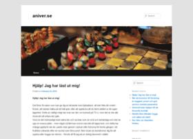 Aniver.se thumbnail