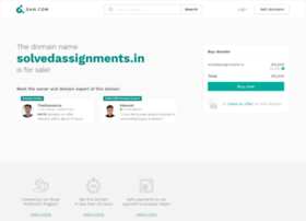 Anna-mba.solvedassignments.in thumbnail