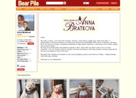 Annabratkova.bearpile.com thumbnail